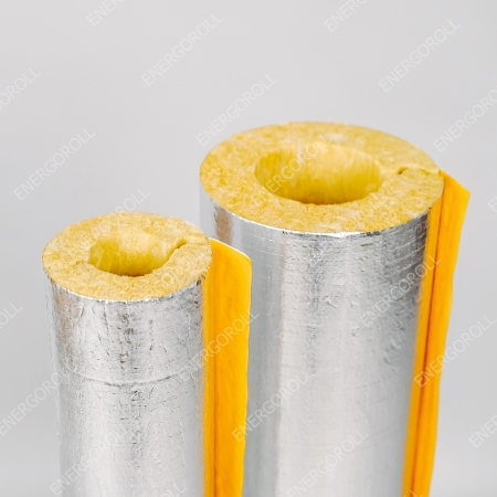 Цилиндр минераловатный Энергоролл 80 AL40х57_1