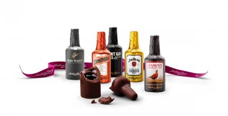 Anthon Berg Ассорти шоколадных конфет с начинками из премиального алкоголя 125г_2
