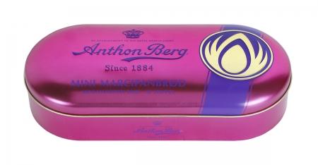 Anthon Berg Шоколадные конфеты с марципаном 300гр жестянная банка_1