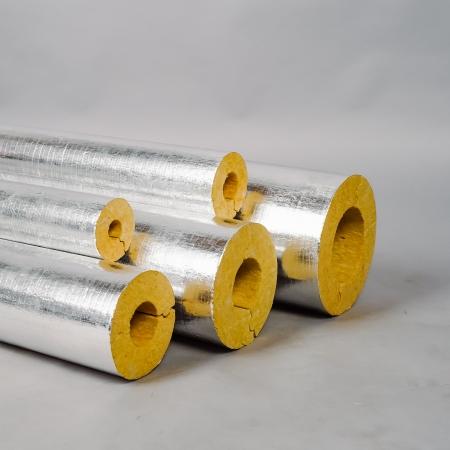Цилиндр минераловатный Энергоролл 80 AL40х57_0
