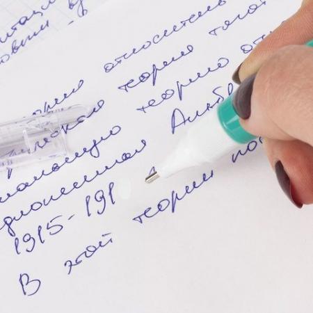 """Ручка-корректор STAFF """"College"""", 6 мл, металлический наконечник_3"""