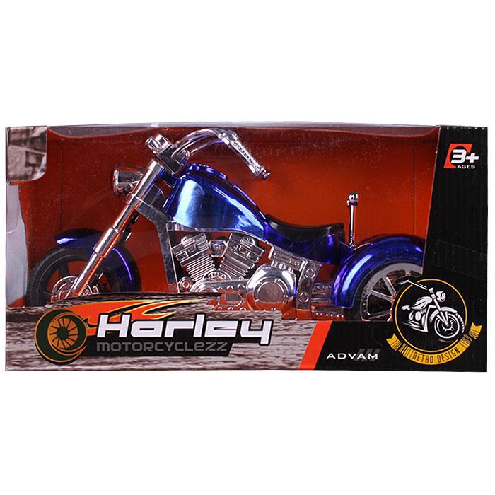 "Мотоцикл ""Harley"". Игрушка цвет ассорти"