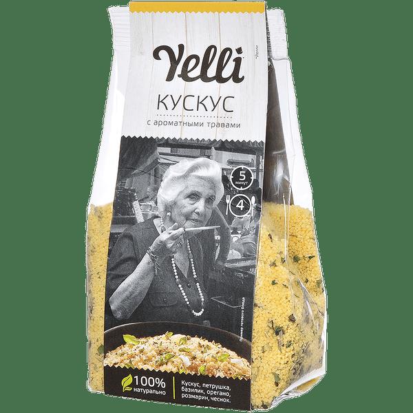 Yelli Кускус с ароматными травами 250г (12)