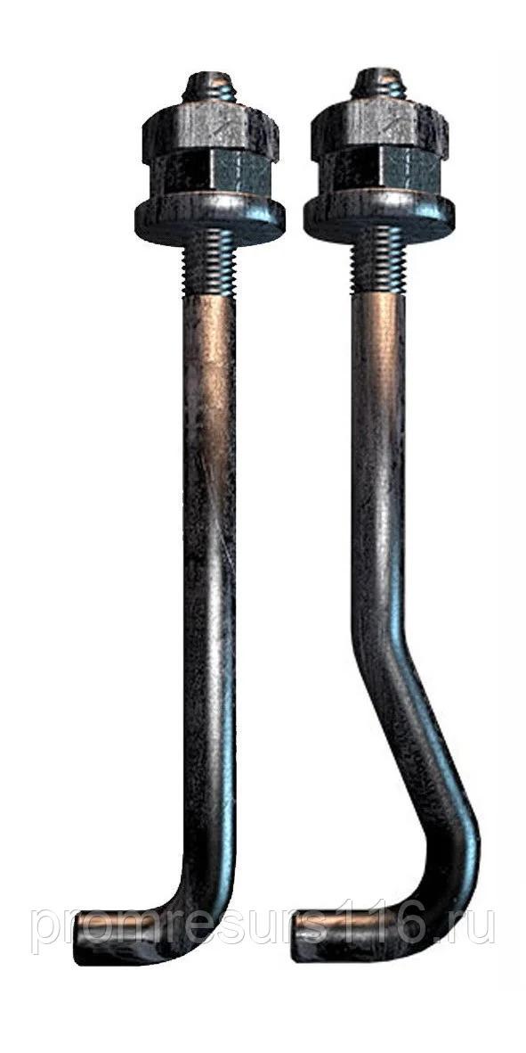Болт2.1 М16*1000 ст.3