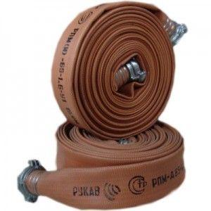 Рукав пожарный «Армтекс» диаметр 77 мм в сборе с головками ГР-80