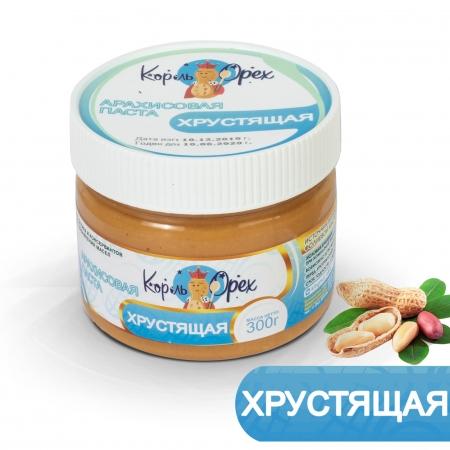 Арахисовая паста «Хрустящая» 30 гр