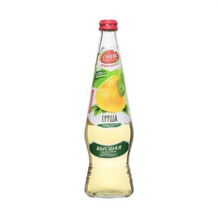 Лимонад Shippi premium Груша 0,5 л стекло (12)_0