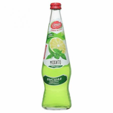 Лимонад Shippi premium Мохито 0,5 л стекло (12)_0