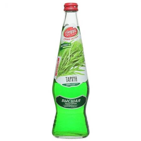 Лимонад Shippi premium Тархун 0,5 л стекло (12)_0