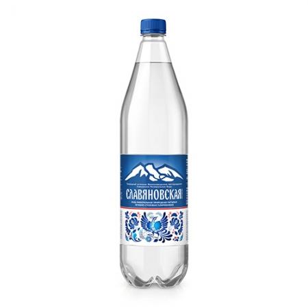 Вода Славяновская Старый источник питьевая газированная 1,5 л ПЭТ (6)_0
