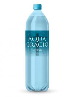 Вода без газа AQUAGRACIO/Sanatorio 1,0л ПЭТ