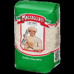 Maltagliati Крупы Рис длиннозёрный 900г (12)