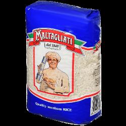 Maltagliati Крупы Рис круглозерный 900г (12)