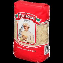 Maltagliati Крупы Рис пропаренный 900г (12)