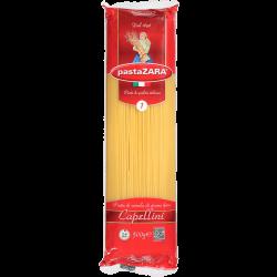 Pasta Zara Макароны №001 Капеллини 500г (20)