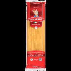 Pasta Zara Макароны №002 Спагеттини 500г (20)