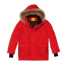 Мужская зимняя парка Extreme Winter Red