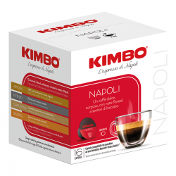 Капсулы (bL) KIMBO B NAPOLI 96шт*8г (1)