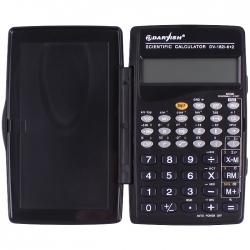 "Калькулятор инженерный 8+2разряда ""Darvish"" 120*73*12мм 128 функций"