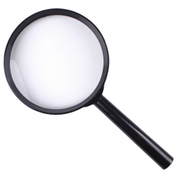 """Лупа 75мм """"Darvish"""" ручная оптическое увеличение-2х"""