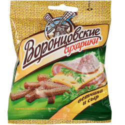 Сух Воронц ветчина/сырТ28х40г