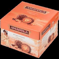 Конфеты АМАПОЛА Фундук и какао Т12х100гр.