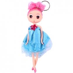 Куколка на подвеске. Игрушка