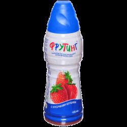 Fruiting Нап из клубничного сока с кус клубник 430мл (12)ПЭТ