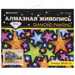 """Алмазная мозаика (живопись) """"Darvish"""" 40*50см ассорти"""