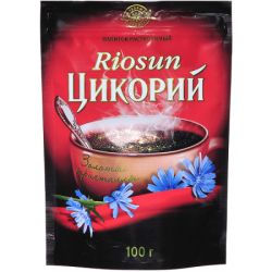 Риосан (901) напиток Цикорий 100г (12) м/у