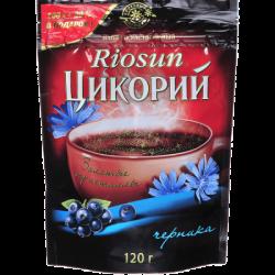 Риосан (902) напиток Цикорий ЧЕРНИКА 120г (12) м/у