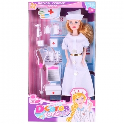 """Кукла """"Медсестра"""". Игрушка"""