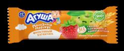 Агуша Батончик Фрукт Яблоко Клубн Злак 0.54% 15г