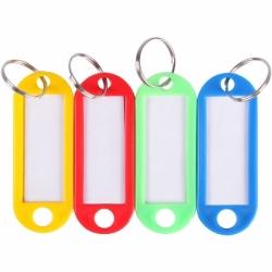 Брелок для ключей 60мм с бумажным вкладышем