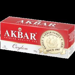 """""""Акбар"""" Цейлон 25*2г Медаль пакет (24) с/я"""