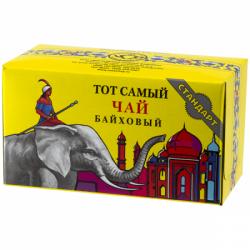 """Тот Самый чай """"Стандарт"""" 100г байховый (40) карт"""