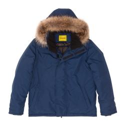 Мужская зимняя куртка City Winter Navy