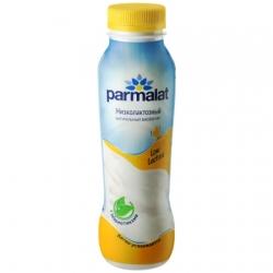 Parmalat Биойогурт питьев Безлактоз 1,7%Натурал 290г(6) пэт