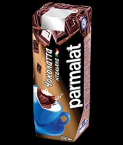 Parmalat Коктейль Молочно-шок 1,9%Чоколатта ульт 0,25 л