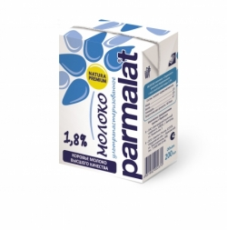 Parmalat МОЛОКО Низколактозное 1,8% 0,2л