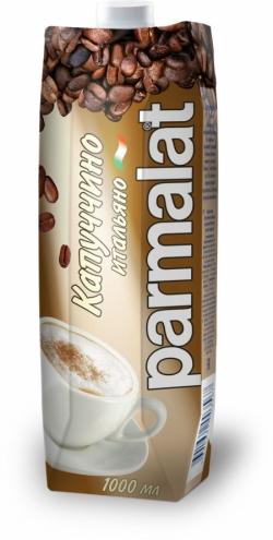 Parmalat Молочно-кофейный напиток Капуччино 1л