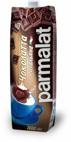 Parmalat Молочно-шоколадный напиток Чоколатта 1 л