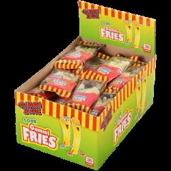 К Мармелад Картошка Фри/ Sour Fries №4964 20г*36 (6) кор