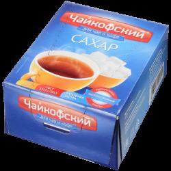 Сахар кусковой Чайкофский ГОСТ Т40х0,5кг.