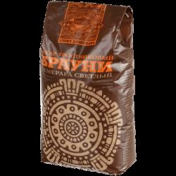 Сахар-песок коричневый Брауни Light п/пак ТУ Т12х0,9кг.
