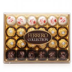 Коллекция Ферреро: набор конфет Т24*4 (4) 269г