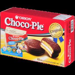 """ORION Конд изделие """"Choco Pie"""" 4шт*30г (20)"""