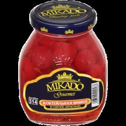 MIKADO Вишня коктейльная красная 314мл (12) с/б