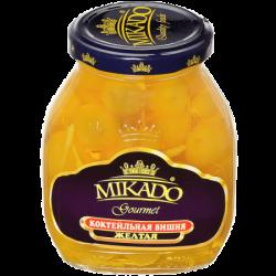 MIKADO Z вишня коктейльная жёлтая 314мл (12) с/б