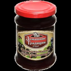 ДТ Варенье домашнее из черной смородины ГОСТ 350г (12) ст/б